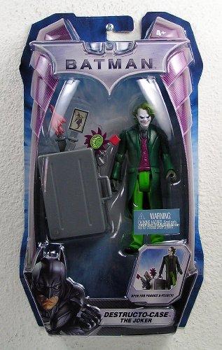 DC - Batman - The Dark Knight - eroe DC Zone - DESTRUCTO-CASE THE JOKER - Aperto per Scherzi A-Plenty! - OVP