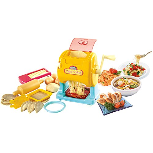 Home Pasta Maker for Boys and Girls 3 Years and Up (Easy Homemade Cowboy Costumes)