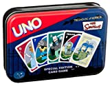 Licensed Uno - Simpsons Treehouse Horror