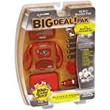 DREAMGEAR GBA SP Big Deal 12-in-1 Bundle Pak - Flame Red - Game Boy Advance