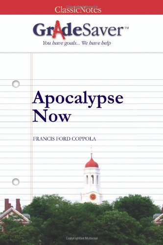 Apocalypse now essay