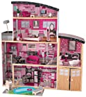 New! Adorable Sparkle Mansion Dollhouse