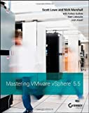 img - for Mastering VMware vSphere 5.5 by Lowe, Scott D., Marshall, Nick, Guthrie, Forbes, Liebowitz, (2013) Paperback book / textbook / text book