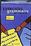 Exercices de grammaire, tome 1. Elève