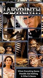 Labyrinth [VHS]