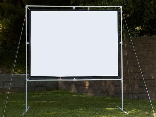 outdoor movie screen diy diy movie screen for movies