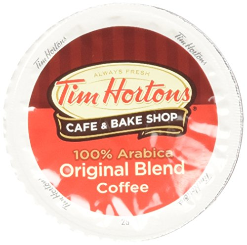 Tim Horton's Single Serve Coffee Cups, Original Blend, 24 Count (Canadian Coffee compare prices)