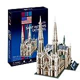 "CubicFun 3D Puzzle C-Serie ""Catedral de San Patricio - Nueva York"""