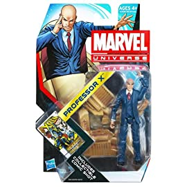 Professor X Marvel Universe #022 Series 19 Action Figure
