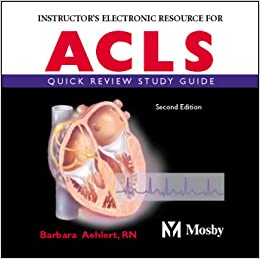 ACLS Study Cards Flashcards | Quizlet