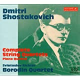 Shostakovich: Complete String Quartets (1-15), Piano Quintet