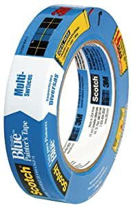 3M Painter's Tape, Multi-Use, .94-Inch by 60-Yard