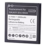 Replacement 3.7V 2800mAh Li-ion Battery for Galaxy S4 i9500