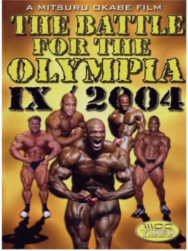 Battle for Olympia 2004 Ix [DVD] [Import]