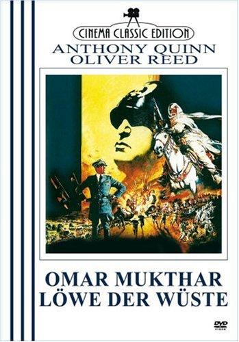Omar Mukhtar - Der Löwe der Wüste - Anthony Quinn *Cinema Classic Edition*