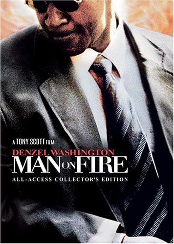 Cover art for  Man on Fire (Two-Disc Collector's Edition)