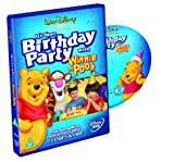 It's Your Birthday Party With Winnie The Pooh [DVD]