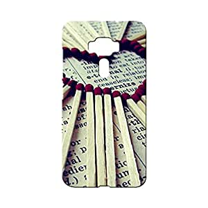 G-STAR Designer Printed Back case cover for Asus Zenfone 3 (ZE552KL) 5.5 Inch - G6138