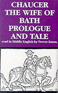 geoffrey chaucers the wife of bath essay An essay or paper on geoffrey chaucer's wife of bath and the prioress canterbury tales are the stories told by a group of thirty pilgrims on their journey.