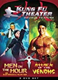 echange, troc Kung Fu Theater: Men on Hour & Attack Od Venoms [Import USA Zone 1]
