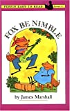 Fox Be Nimble: Level 3 (Easy-to-Read, Puffin)