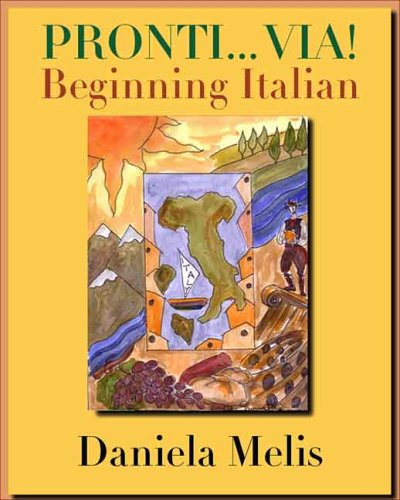 Pronti...Via!: Beginning Italian (Yale Language)