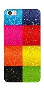 DigiPrints High Quality Printed Designer Soft Silicon Case Cover For Xiaomi Mi5