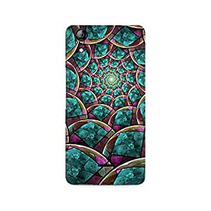Mobicture Pattern Premium Designer Mobile Back Case Cover For Micromax Canvas Selfie 2 Q340