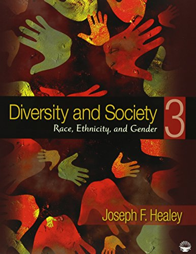 Healey BUNDLE, Diversity and Society, Third Edition + Parrillo, Diversity in America, Third Edition