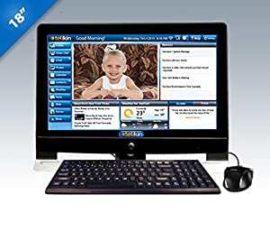 "Telikin 18"" Home Desktop Computer"