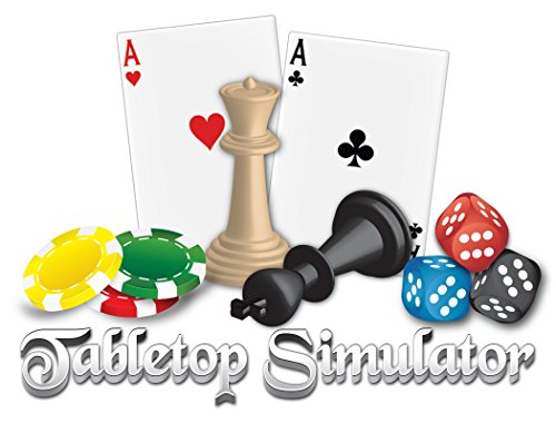Tabletop Simulator [Online Game Code] (Steam Cards Digital compare prices)