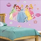 Disney Princess Collection Junior Wall Graphic