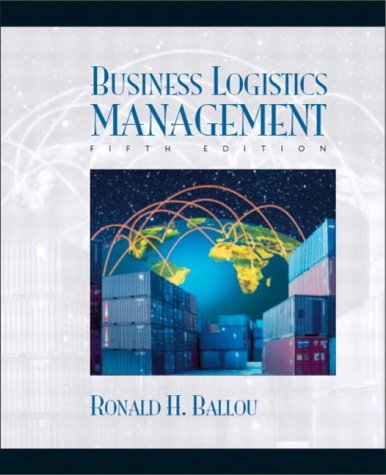 Business Logistics: Supply Chain Management