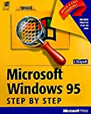 img - for Microsoft Windows 95 Step by Step (Step By Step Series) book / textbook / text book