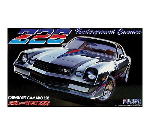 1/24 Camaro Z28