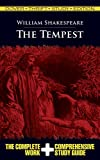 William Shakespeare The Tempest (Dover Thrift Study Edition)
