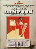 img - for National Lampoon #61, April 1975 book / textbook / text book