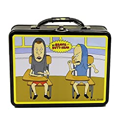 Beavis and Butt-Head: School Carryall Lunch Box