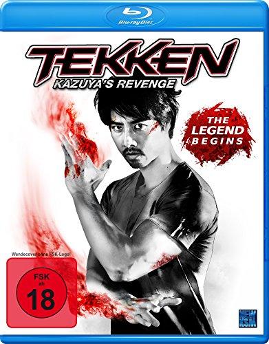 Tekken 2 - Kazuya`s Revenge [Blu-ray]