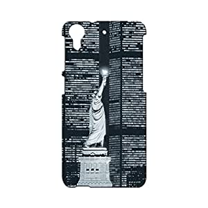 G-STAR Designer Printed Back case cover for HTC Desire 728 - G6623