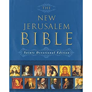 The New Jerusalem Bible: Saints Devotional Edition