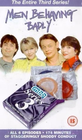 Men Behaving Badly - Complete Series 3 [VHS]