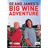 Oz And James's Big Wine Adventure: Complete BBC Series One [2006] [DVD]by Oz Clarke