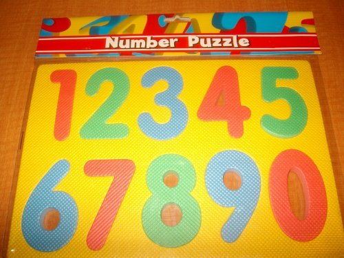 SOFT NUMBER PUZZLE by Greenbriar - 1