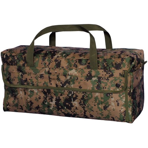 Fox Outdoor Products Jumbo Mechanic's Tool Bag with Brass Zipper