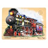 Melissa & Doug Train Sound Puzzle ~ Melissa & Doug