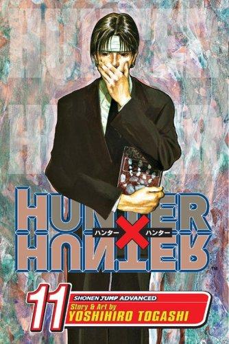 HUNTER×HUNTER ハンターハンター コミック11巻 (英語版)