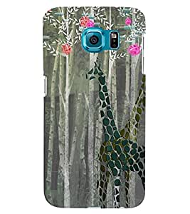GADGET LOOKS PRINTED BACK COVER FOR Samsung Galaxy NOTE 5 EDGE MULTICOLOR