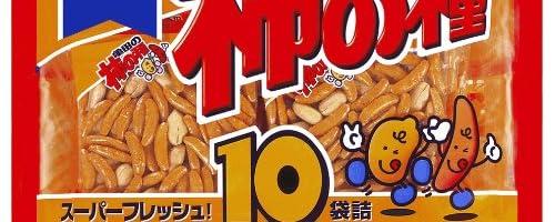 亀田製菓 亀田の柿の種10袋詰 340g×12袋