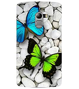 Doyen Creations Designer Printed High Quality Premium case Back Cover For Lenovo K4 Note